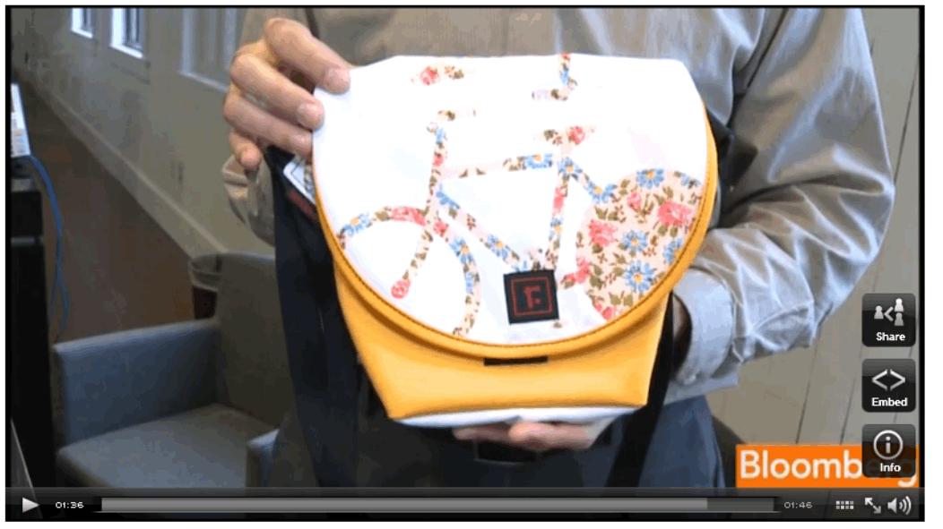 zazzle mini messenger bag finished
